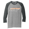 Smokies Strong Tri-blend Baseball Tee