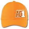 I Play For AO1 - TN Orange Twill Cap