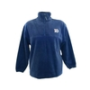 WBIR Half Zip Navy Fleece Pullover