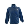 WBIR Full Zip Navy Fleece Jacket